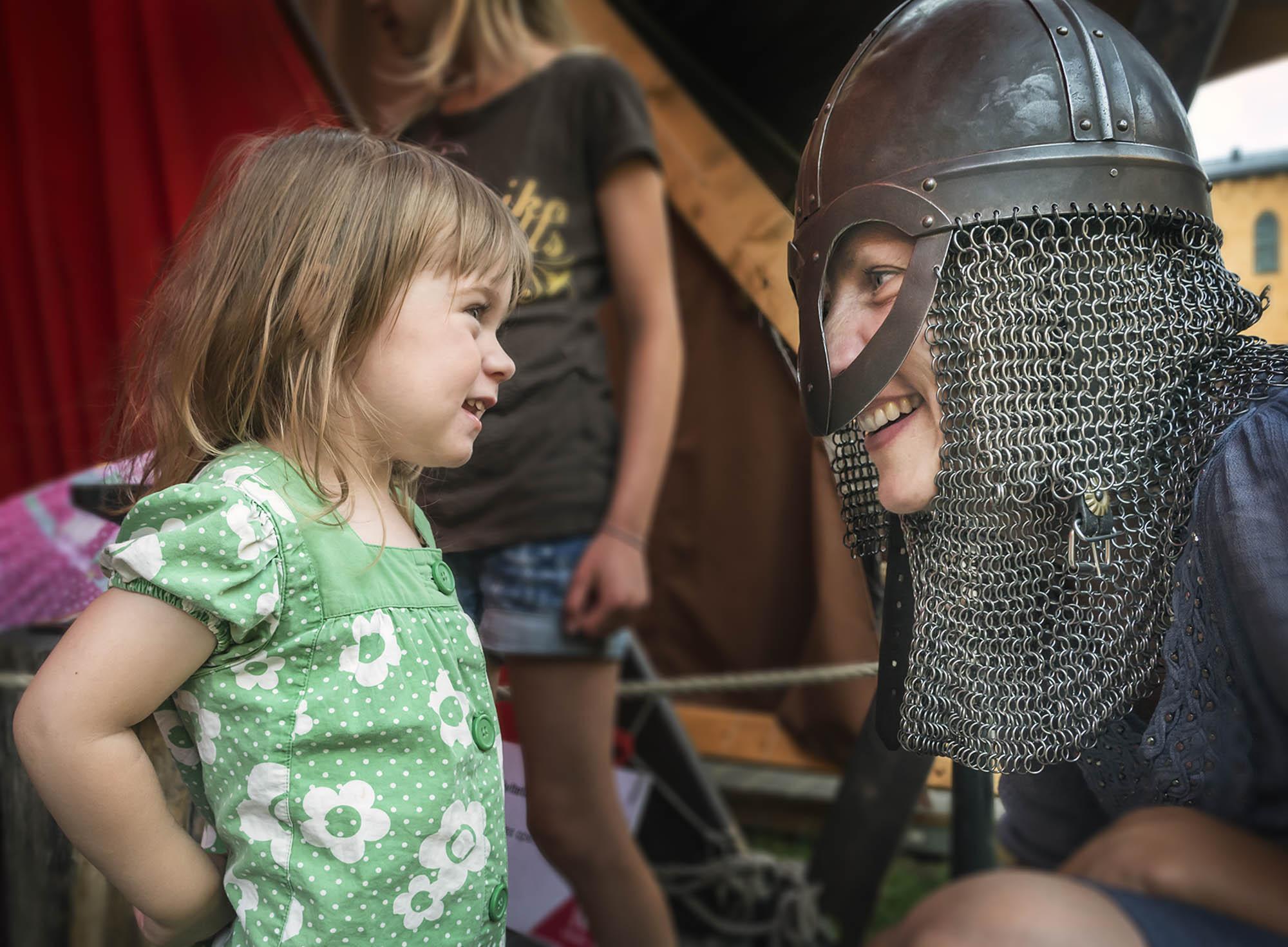 Детские экскурсии в Стокгольме