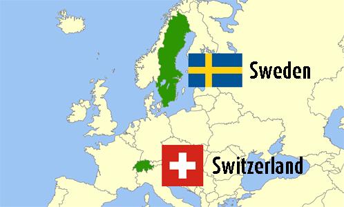 Что лучше швейцария или швеция [PUNIQRANDLINE-(au-dating-names.txt) 22