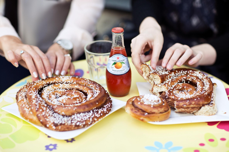 Где поесть в Стокгольме